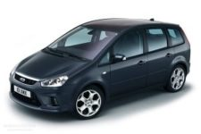 Ford C-MAX (Mk1) Restyle